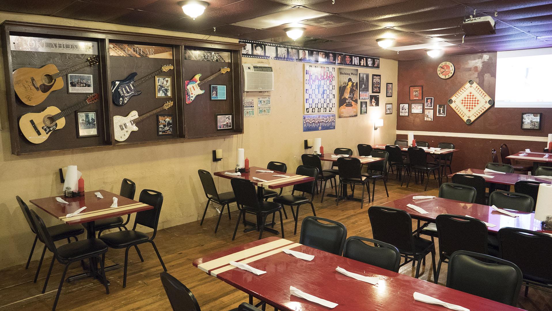 Kendall's Restaurant - photo by Dennis Spielman
