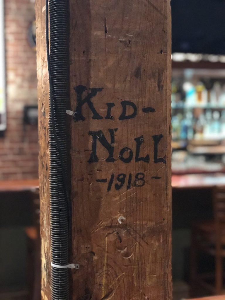 Kid-Noll 1918 - photo by Dennis Spielman