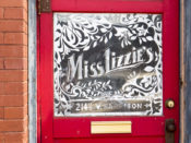Miss Lizzie's in Downtown Guthrie - photo by Dennis Spielman