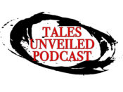Tales Unveiled Podcast Logo Cropped Square for Social