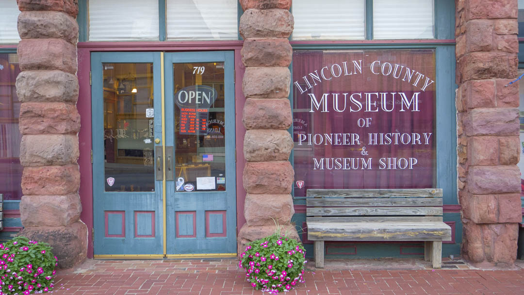 Lincoln County Museum of Pioneer History